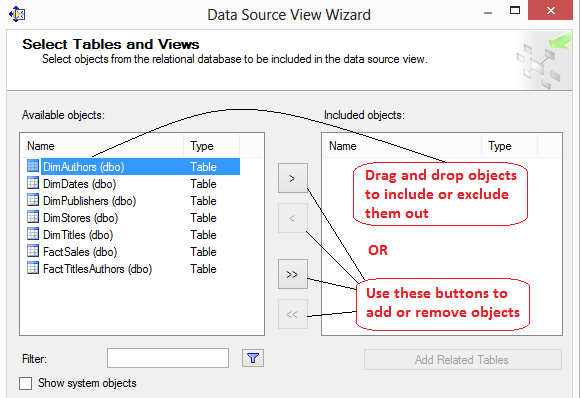 Select_tables_and_views_DSV_wizard_HTDM