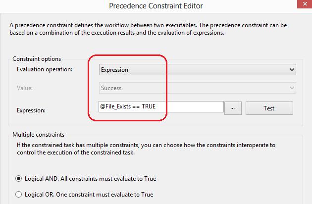 Tablediff_SSIS_precedence_constraint_formula