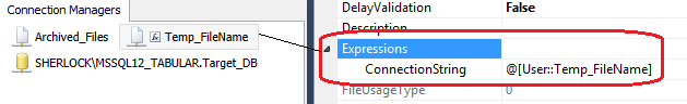 Tablediff_Temp_Filename_conn_expression