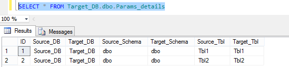 Tablediff_select_all_params_details