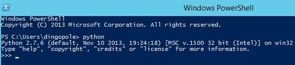 HDP_Local_Install_Python27CorrectPSOutput