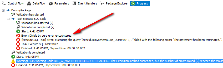 Error_Capture_DB_SSIS_Exec_Failure