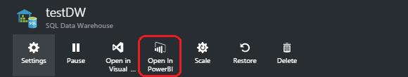 Azure_SQL_DW_Review_Azure_Portal_PowerBI_Link