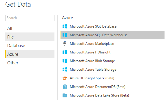 Azure_SQL_DW_Review_PowerBI_SQLDW_Conn_Selection