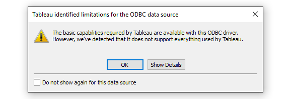 Twitter_Tableau_Dashboard_ODBC_SQLite_Support