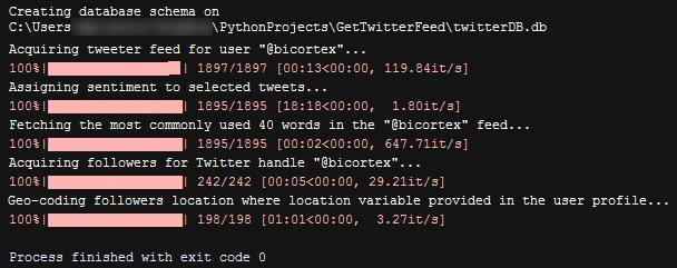 Twitter_Tableau_Dashboard_Python_Code_Execution_Terminal_Progress